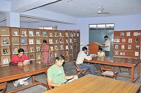 Doaba college Jalandhar Library
