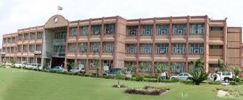 Maharishi Markandeshwar University Building