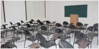 Maharishi Ved Vyas Engineering College Classrooms