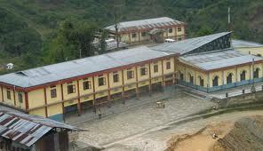 Don Bosco College, Itanagar Building