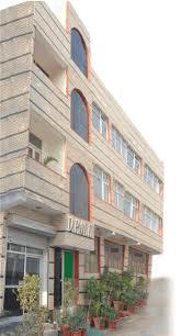 DPMI Paramedical & Hotel Management Institute Building