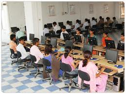 Dr Ambedkar Institute of Technology Computer Room