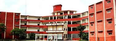 Dr MC Saxena College of Engineering & Technology Building