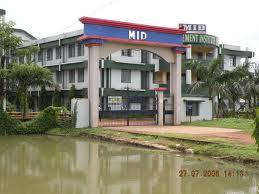 Management Institute of Durgapur (MID) Building