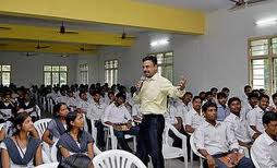 Dr. Hima Sekhar Degree College Hall