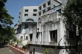 Marathwada Mitra Mandal's College of Architecture Building