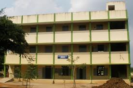 Dr. Zakir Husain College Ilayangudi Building