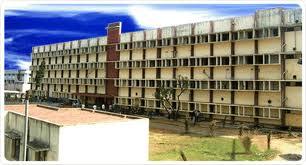 Dr.Ambedkar Govt.Arts College Chennai Building