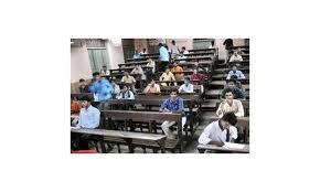 Dr.Ambedkar Govt.Arts College Chennai Class Room