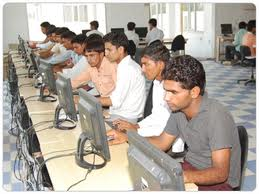 DR.Ambedkar Institute Of Technology Computer Lab