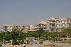 Dronacharya College of Engineering Building