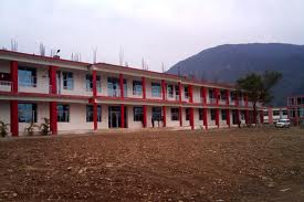 Dronas College of Management & Technical Education Building