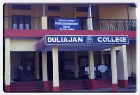 Duliajan College Building