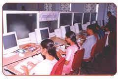 DVR College of Engineering & Technology Computer Room