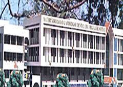Mathrusri Ramabai Ambedkar Dental College & Hospital Building