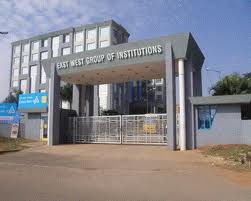 East West Group Of Institutions Building