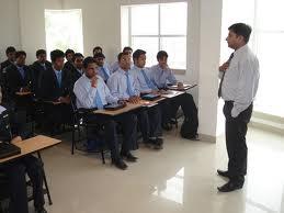 Mayfair Business School Classrooms