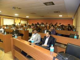 Europe Asia Business School (EABS) Class Room