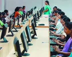 Meenakshi College for Women Computer Laboratory