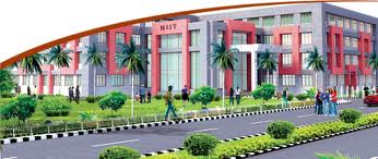 Meerut International Institute of Technology Building