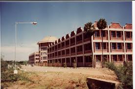 Faculty of Engineering & Technology, Agra College Building