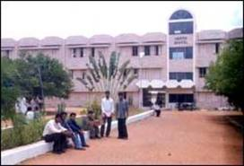 Meenakshi College of Engineering Chennai Building
