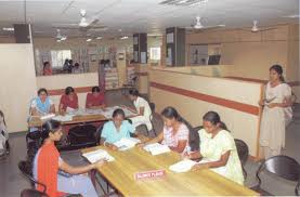 MLA First Grade College for Women Library