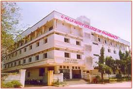G. Pulla Reddy College of Pharmacy Building