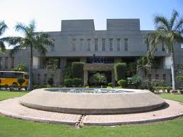 G.H. Patel College of Engg & Technology - GCET Building