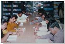 Gajwel College of Education Library