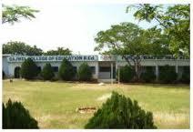 Gajwel College of Education Campus
