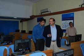 Gayatri Vidya Parishad College of Engineering (Autonomous) Computer Lab