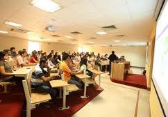 GD Goenka World Institute Class Room