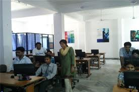 Geetanjali Institute of Technical Studies (GITS) Computer Lab