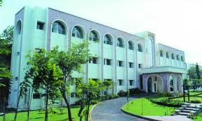 Ghousia College of Engineering Building