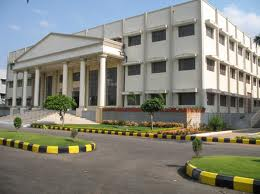 MVSR Engineering College Building
