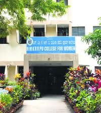 N M K R V College for Women Campus