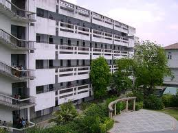 N R Institute of Business Management Building