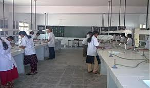 Global College of Pharmacy Laboratory