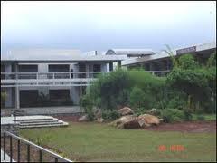 NALSAR University of Law Building