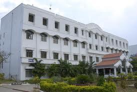 Nandha Engineering College Building