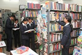 Naralkar Institute of Career Development & Research Library