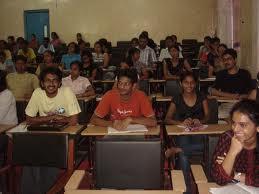 Goa College of Engineering Classrooms