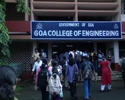 Goa College of Engineering Campus