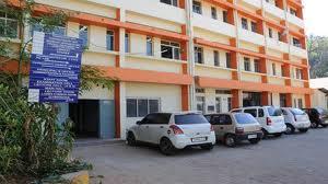 Goa College of Pharmacy Building