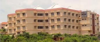 Gokaraju Rangaraju College of Pharmacy Building