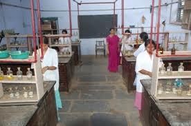 Government Arts & Science College Karwar Laboratory