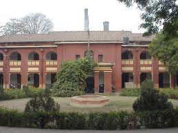 Government Central Textile Institute Building