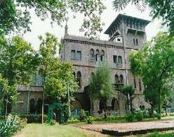 Government College of Engineering & Ceramic Technology Building