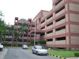 National Institute of Immunology Building